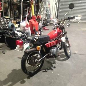1984 YAMAHA DT80 (VINTAGE RARE) Semaphore Port Adelaide Area Preview