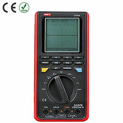 Lcd Handheld Digital Multimeter Wusb Lcd Meter Tester Oscilloscope Uni-t Ut81b