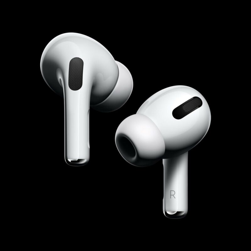 ORIGINAL Brand New Wireless Apple AirPods Pro White In-Ear Bluetooth Headphones