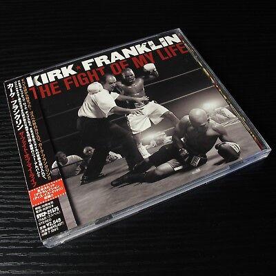 Kirk Franklin - The Fight of My Life JAPAN CD W/OBI BVCP-21575
