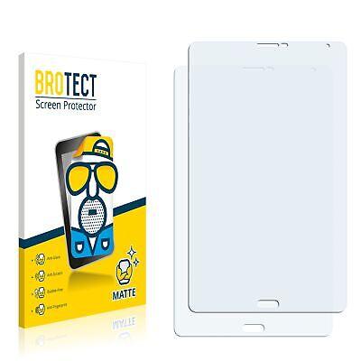 2x Samsung Galaxy Tab S 8.4 LTE SM-T705 Display Schutz Folie Matt Entspiegelt na sprzedaż  Wysyłka do Poland