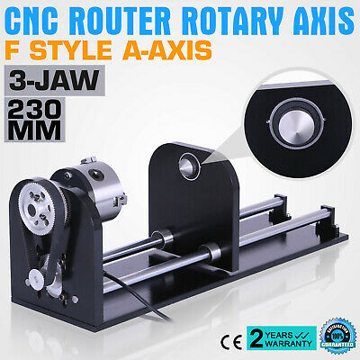Rotary Axis For 60w 80w 100w 130w Engraver Cutter Rotational Co2 Laser Cutting