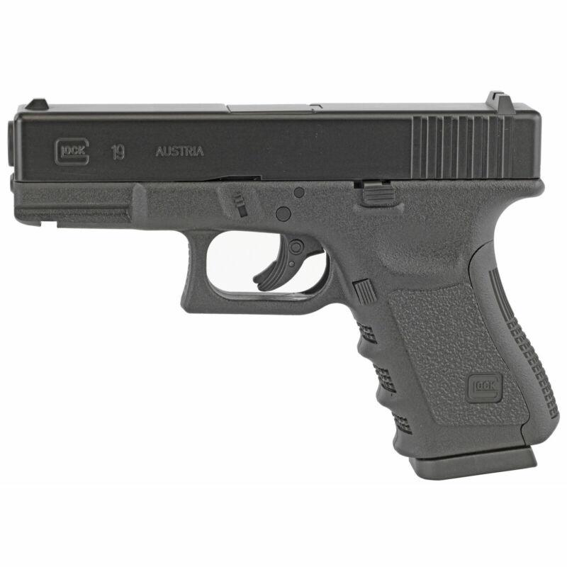 Umarex Glock 19 GEN 3 CO2 Powered Air Pistol .177 Caliber 410 FPS 16Rd BB AirGun