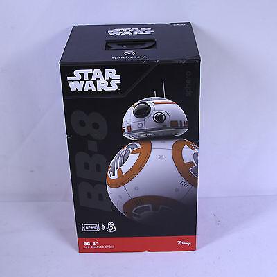 Sphero Star Wars The Force Awakens BB-8 App Enabled Droid - New