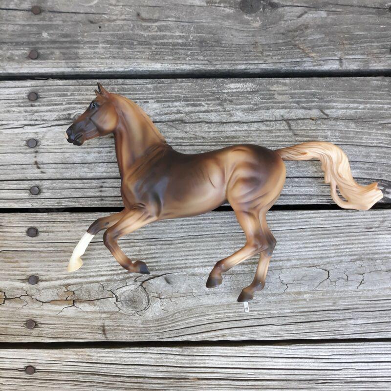 Breyer #579 Traditional Show Jumping Warmblood Horse Chestnut