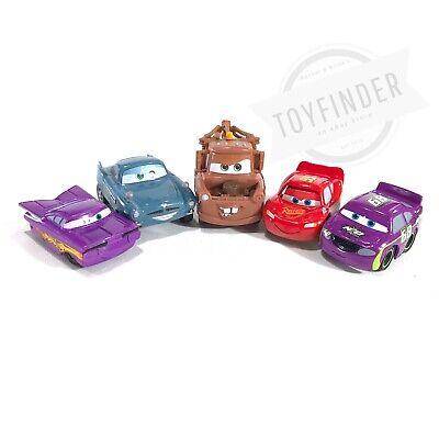 Disney Pixar Cars MINI RACERS LOT Ramone Finn Mater Lightning NitroAde