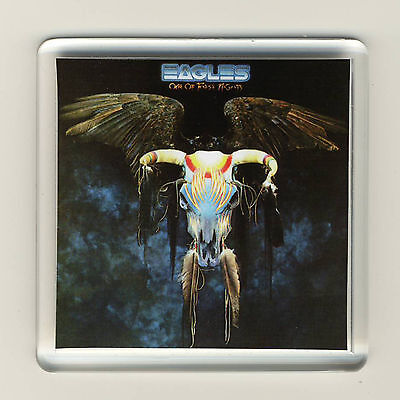 Eagles One Of These Nights Acrylic Refrigerator Fridge Magnet