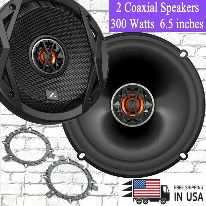 "2x JBL Club 6520 6.5"" Car Audio 300 Watts COAXIAL SPEAKERS CLUB SERIES - 1 Pair"