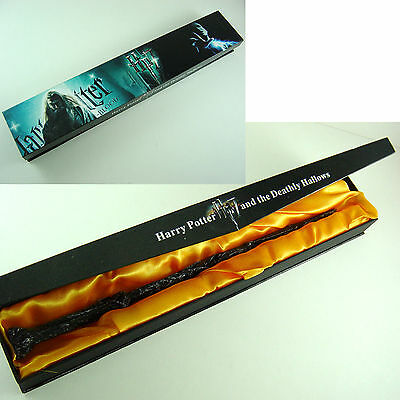 Hot New Harry Potter 14 5  Magical Wand Replica Cosplay Halloween Gift In Box