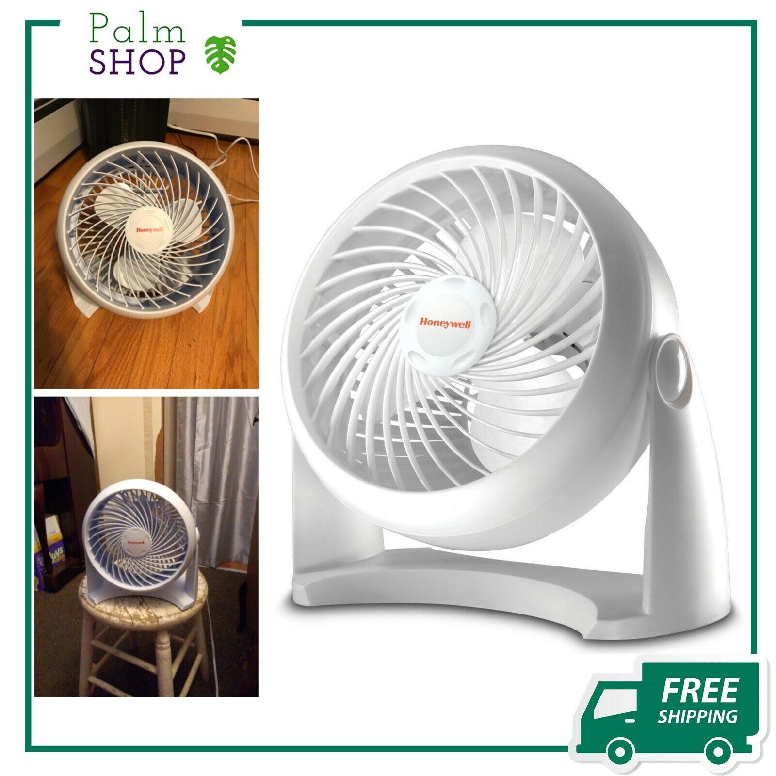 tabletop air circulator fan ht 904 white