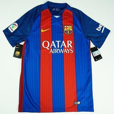 1d915c7dd BNWT FC Barcelona 2016 17 Home Stadium Jersey Barca Original (M) new