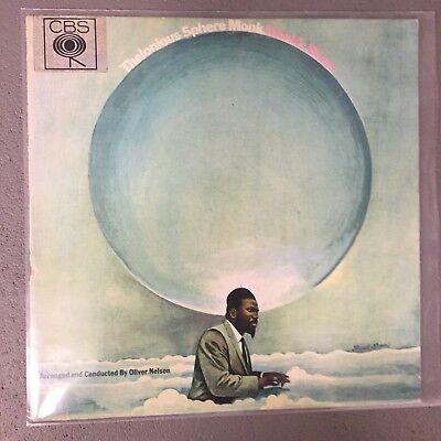 THELONIOUS SPHERE MONK: Monk's Blues (US CBS CS 9806 Stereo / NM)