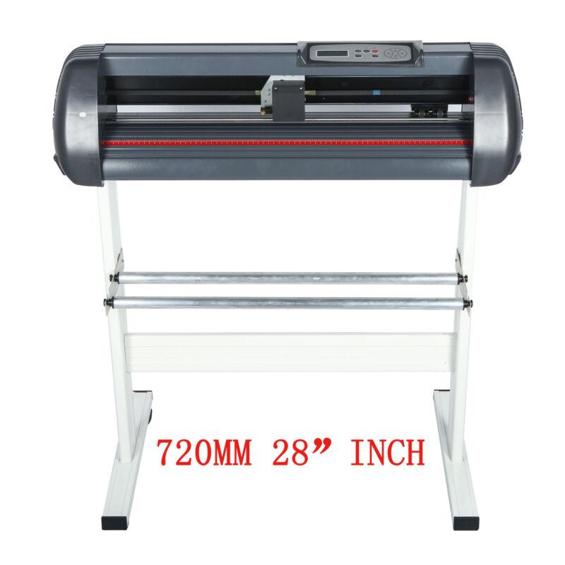 """Vinyl 720mm Cutting Plotter  Sign Cutters 28"""" Printer Sticker"""