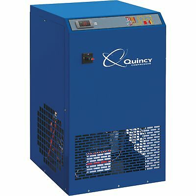 Quincy Non-cycling Refrigerated Air Dryer- 250 Cfm 460 Volt 3 Phase
