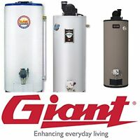 Water heater repair and installation available