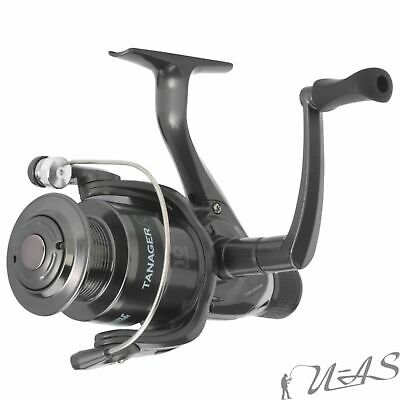 MITCHELL Reel Tanager R 4000 RD Angelrolle Angel Heck Bremse 265M/0,25er 5,2:1