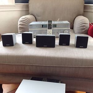 Amazing Sony Surround Home Theatre System!