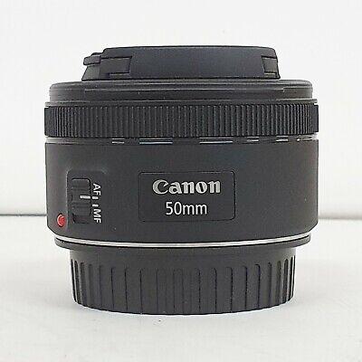 Canon EF 50mm f/1.8 STM Lens 50.8
