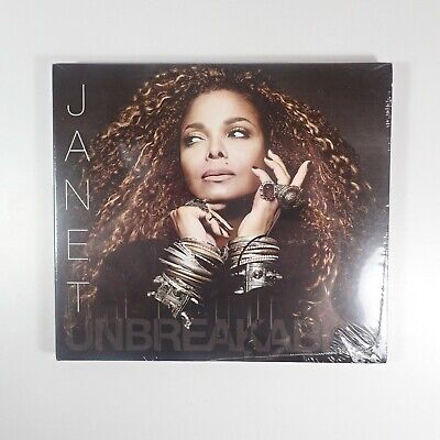 Janet Jackson - Unbreakable - CD - New