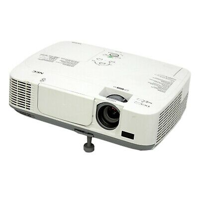 NEC M230X HDMI digital projector 3636 hours used - Grade B