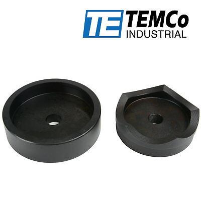 Temco 3-12 Conduit Punch And Die For Hydraulic Knock Out Driver 34-16 Thread