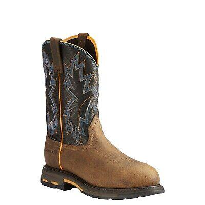 Ariat® Men's Workhog Raptor Composite Toe Work Boots 10023059 Composite Work Boots