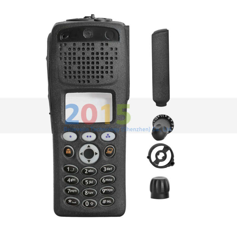 Replacement Housing Case For MOTOROLA XTS2500 Model 3 Radio BK