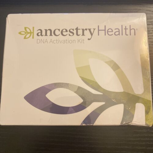 Genuine Ancestry Health DNA Activation Kit - Brand New Factory Sealed FAST SHIP - $55.00