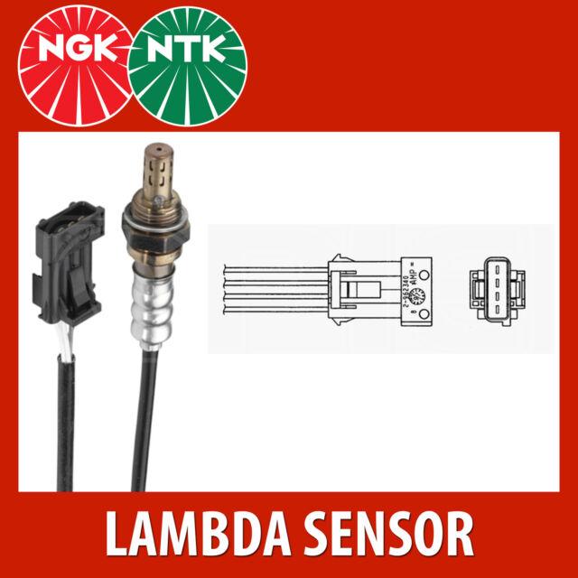 NTK Lambda Sensor / O2 Sensor (NGK1891) - OZA531-GM16