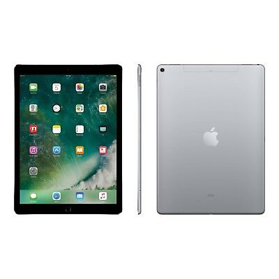 "New Apple iPad Pro 12.9"" 256GB WiFi + Cellular 4G, Space Grey - UK Model usato  Spedire a Italy"
