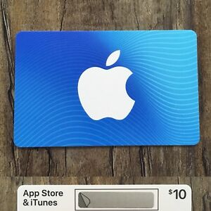 App Store / iTunes Gift Card $10