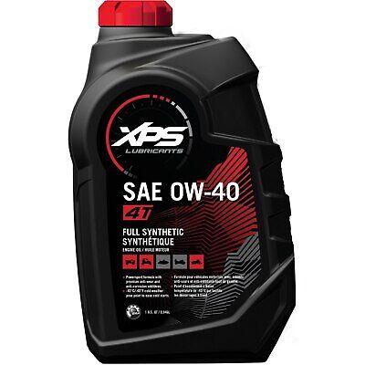 Can-Am XPS 4-Takt Synthetic Oil Motors 946 ML 0W40 Winter Engine Oil Atv Ssv Oil comprar usado  Enviando para Brazil