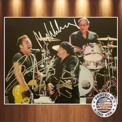 Bruce Springsteen Weinberg Van Autographed Signed 8x10 Photo REPRINT