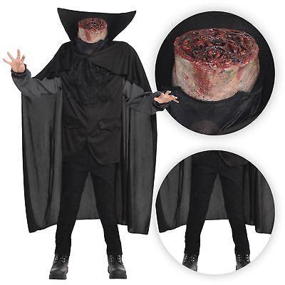 Herren Kopflos Man Horseman blutig Beheaded hohl blutig Horror Halloween Kostüm