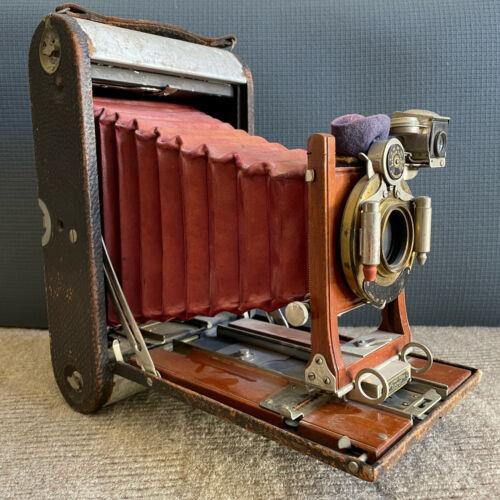 LEONARD NIMOY OWNED Kodak Eastman Bausch & Lomb Model No 4 A Folding Camera RARE