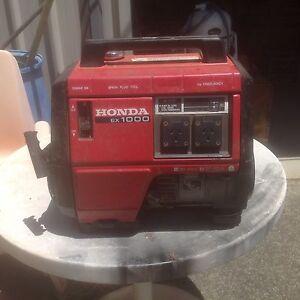Honda 1kva Generator Australind Harvey Area Preview