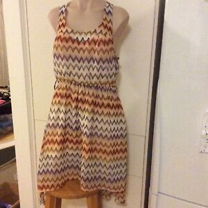 Valley girl summer dress size 12 Gowrie Tuggeranong Preview