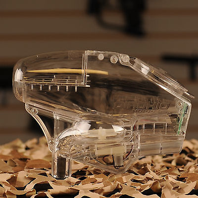 NEW Pinokio PL250/400 Electronic Paintball Hopper Loader w/ Nose Cone - Clear