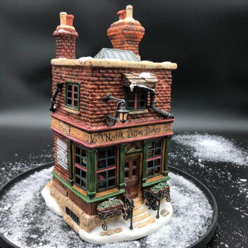 "Dept 56 Dickens Village A Christmas Carol Series ""NORFOLK BIFFINS BAKERY"" 2002"