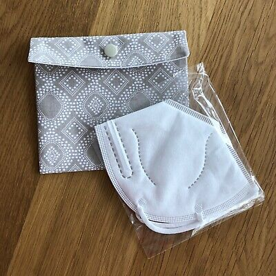 Tasche Schutzhülle zur Aufbewahrung für FFP 2 Maske Mundschutz
