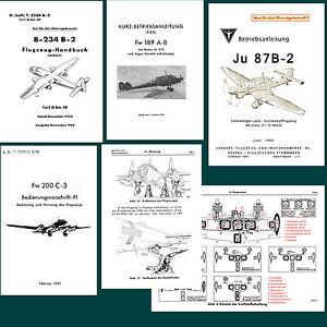 GERMANIA WWII LUFTWAFFE RACCOLTA MANUALI AERONAUTICA IN PDF scavo fascio - Italia - GERMANIA WWII LUFTWAFFE RACCOLTA MANUALI AERONAUTICA IN PDF scavo fascio - Italia
