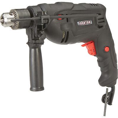 Ironton 12in. Hammer Drill - 4.2 Amp 110 Volt