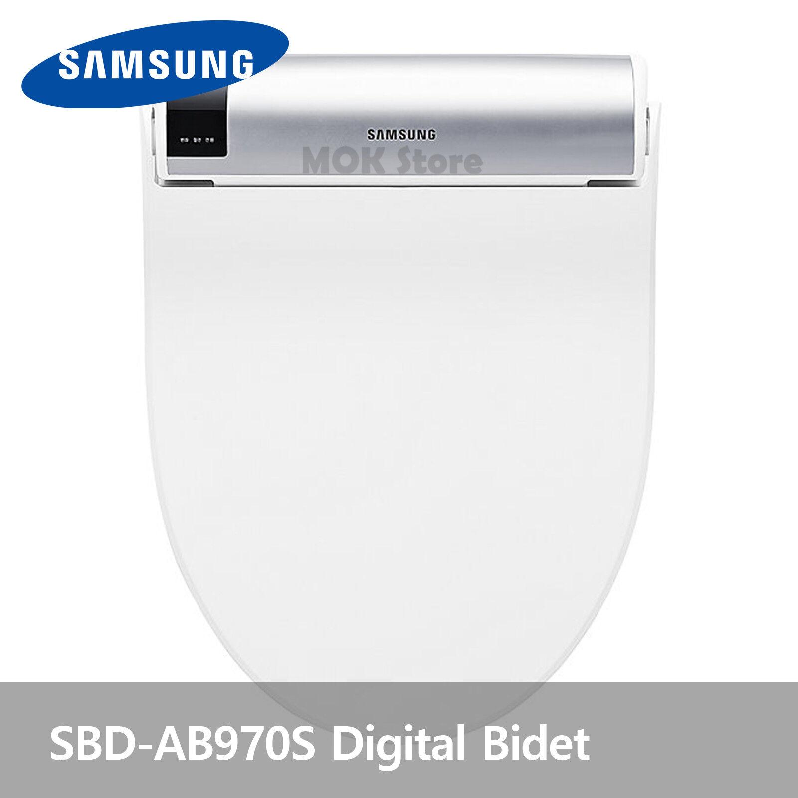 Admirable Details About Samsung Sbd Ab970S Digital Electronic Bidet Toilet Seat Remote Dryer Short Links Chair Design For Home Short Linksinfo
