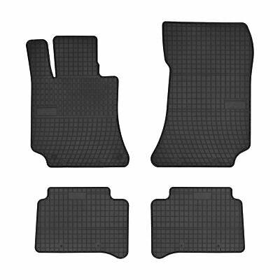 Gummimatten Fußmatten für Mercedes CLS C218 Coupé X218 Shooting Brake AMG