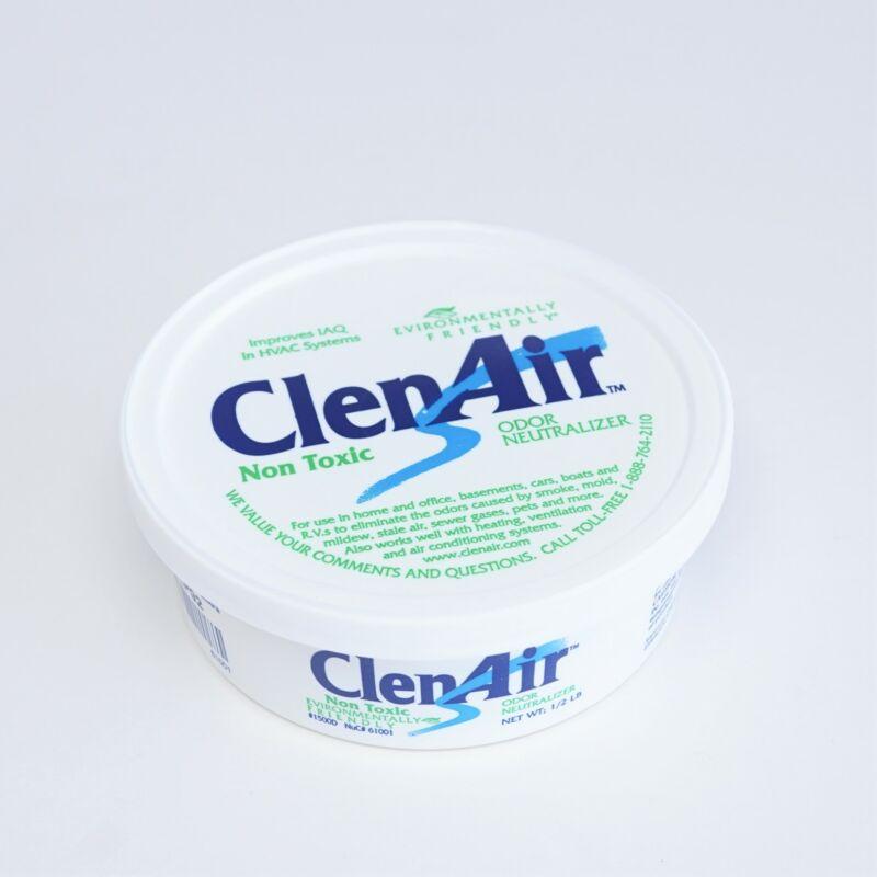 1500D ClenAir Tub Odor Block Indoor Air Quality Neutralizer