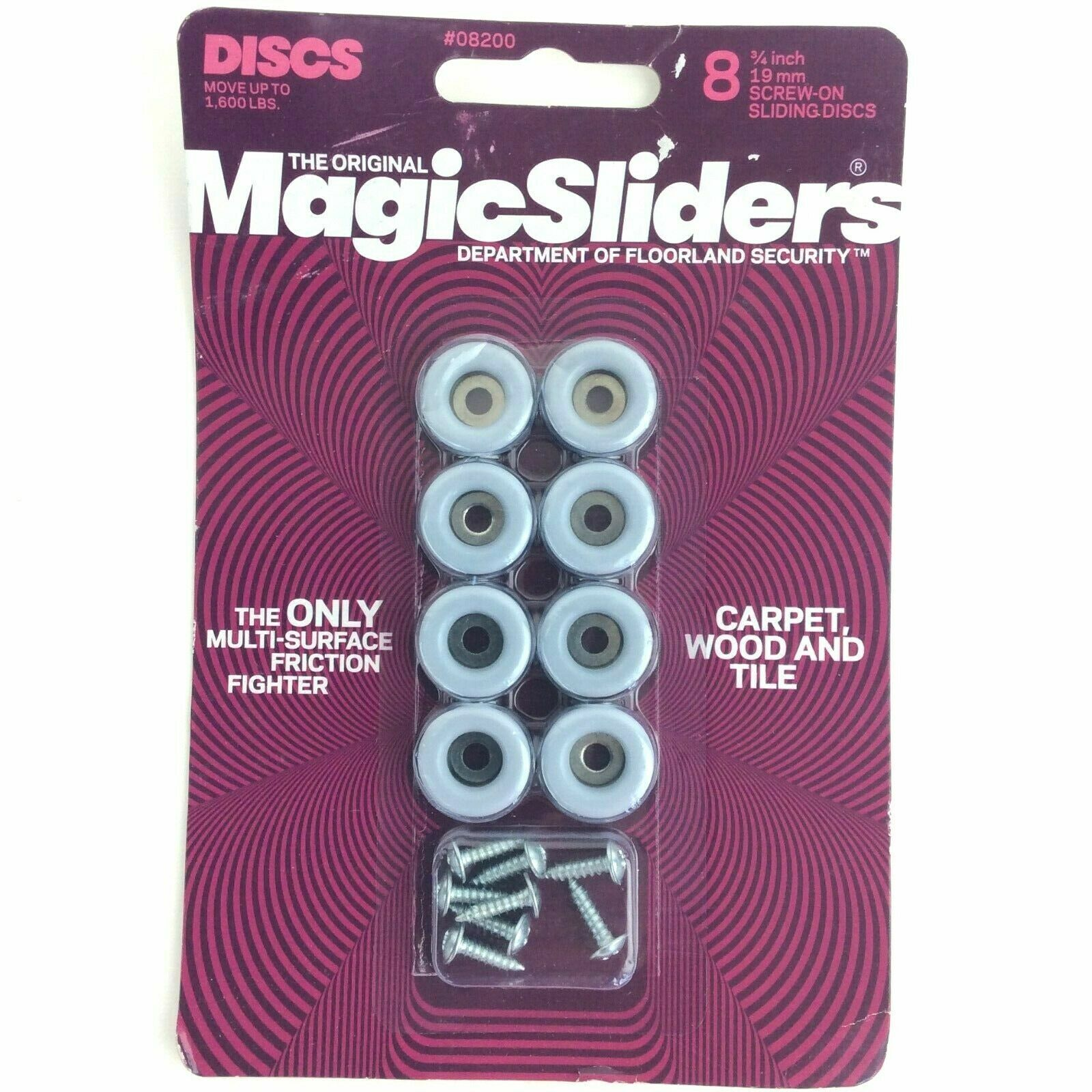 20mm and 25mm Magic Sliders-As Seen On TV
