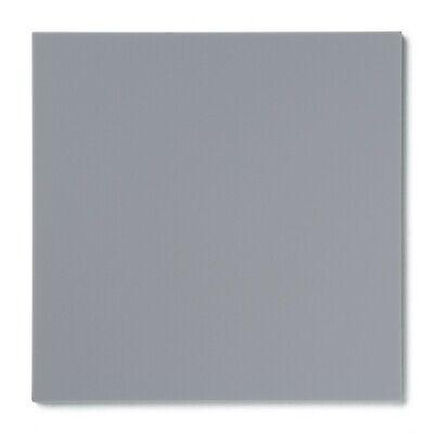 18 3mm Solid Light Grey 12x24 Opaque Acrylic Plexiglass Sheet Azm