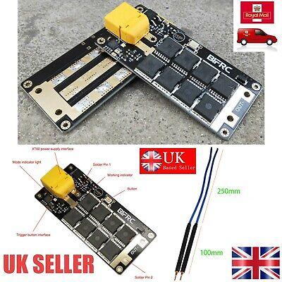 18650 Battery Energy Spot Welder PCB Circuit Board DIY Auto Spot Welding Pen #UK