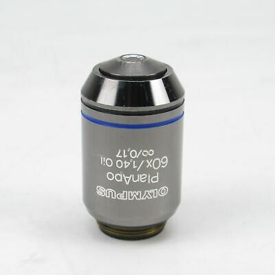 Olympus Planapo 60x1.40 Infinity Corrected Oil Microscope Objective