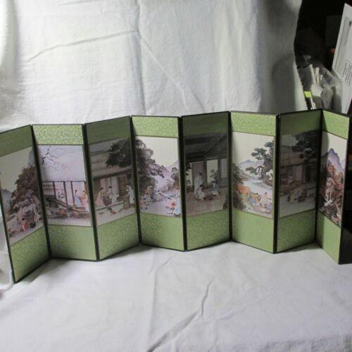 Korean Folding Screen & Daejin Korean Traditional Wedding Frame W/ Box